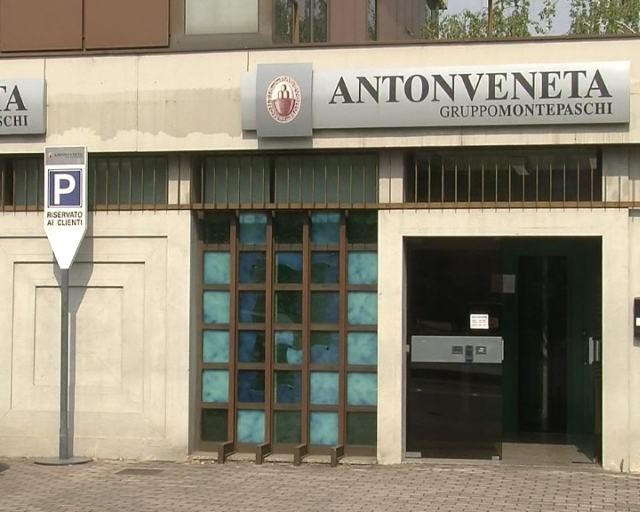 Padova rapina in banca telecitt la tv di casa vostra for Banca in casa